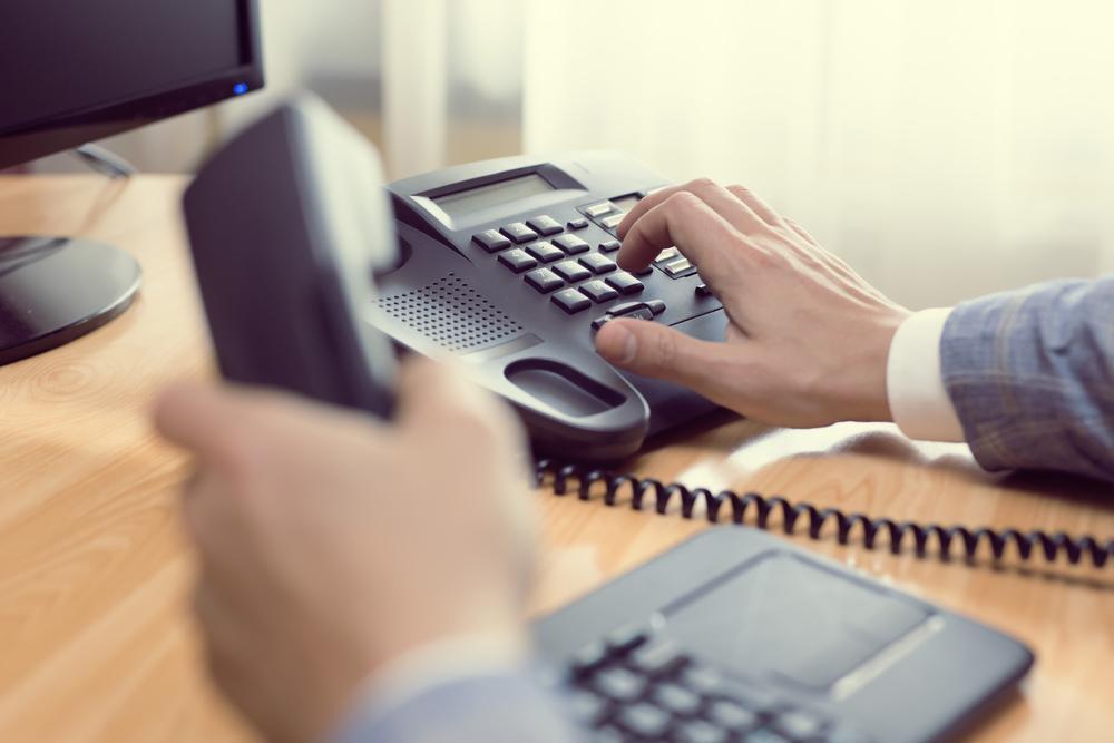 Telefonanschluss-Dienstleistungen